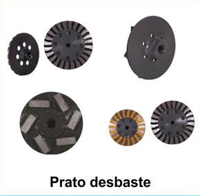 Disco de Desbaste Diamantado - DDD