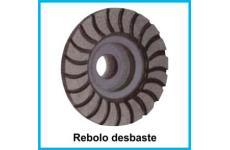 Disco de desbaste para concreto